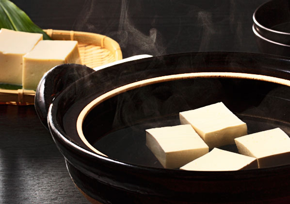 Yudofu (Simmered Tofu With Soy Dipping Sauce) Recipes — Dishmaps