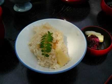 Rice with kinome